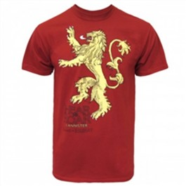 36375 - GAME OF THRONES - LANNISTER LOGO - UOMO - L