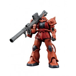 37640 - HG GUNDAM THE ORIGIN 001 MS-06S ZAKU II CHAR 1/144