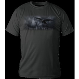 4337 - GAME OF THRONES - WINTER IS COMING LOGO - DONNA - S
