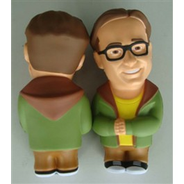 45952 - THE BIG BANG THEORY - LEONARD STRESSDOLL