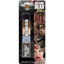 58631 - THE WALKING DEAD - ZOMBIE MAKE-UP KIT