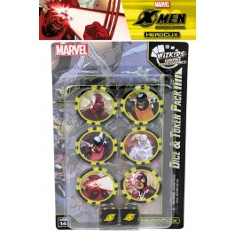 60711 - MARVEL HEROCLIX: XAVIER SCHOOL DICE & TOKENS