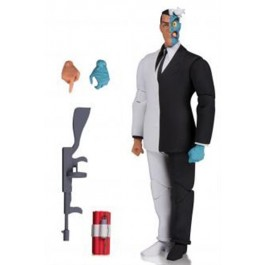 63573 - BATMAN ANIMATED TWO FACE AF STATUE 15CM