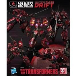 63619 - TRANSFORMERS - DRIFT SHATTERED GLASS MODEL KIT - 20CM