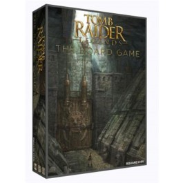 63779 - TOMB RAIDER - THE BOARD GAME (ENG)