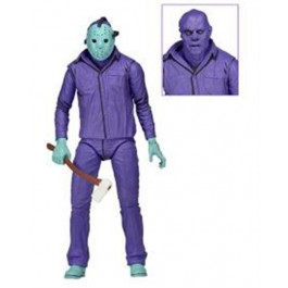 64487 - FRIDAY THE 13TH - JASON CLASSIC VGA FIGURE 17CM