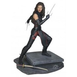 64665 - MARVEL PREMIERE COLLECTION - NETFLIX ELEKTRA STATUE 30CM