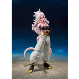 65161 - DRAGON BALL Z - SH FIGUARTS - ANDROID 21 - 15CM