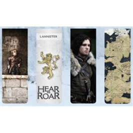 6536 - GAME OF THRONES - MAGNETIC BOOKMARK - C