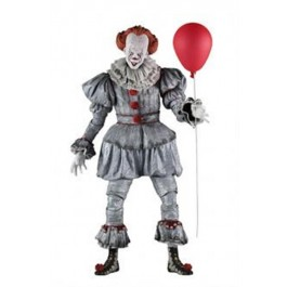 65701 - IT - PENNYWISE SKARSGARD - ACTION FIGURE 45CM