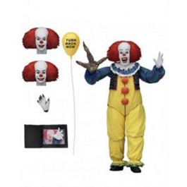 65720 - IT 1990 - PENNYWISE ULTIMATE VERSION 2 - ACTION FIGURE 17CM
