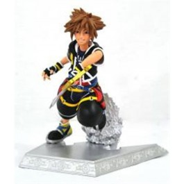 66891 - KINGDOM HEARTS - GALLERY - SORA FIGURE 20CM
