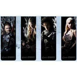 6722 - GAME OF THRONES - MAGNETIC BOOKMARK - A