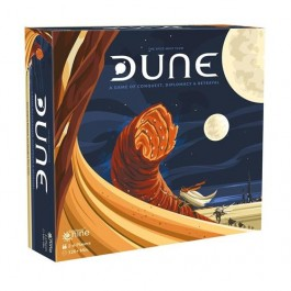 68357 - DUNE - BOARDGAME (ENG)