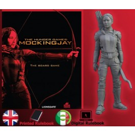 69048 - THE HUNGER GAMES: MOCKINGJAY - BOARDGAME (ENG)