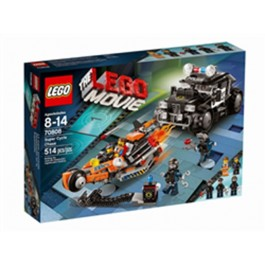 70808 - THE LEGO MOVIE - INSEGUIMENTO SULLA SUPER CYCLE