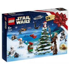 75245 - STAR WARS - CALENDARIO DELL'AVVENTO