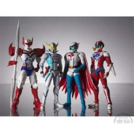 81037 - SHODO INFINI-T FORCE - SET 4 PERSONAGGI - COMPLETE EDITION