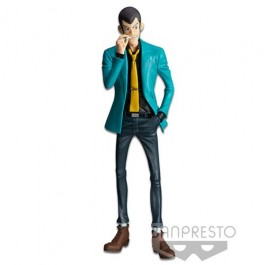 82299 - LUPIN THE THIRD (PARTE 5) - MASTER STARS PIECE - LUPIN THE THIRD FIGURE 26CM