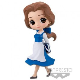 82448 - DISNEY - Q POSKET - BELLE COUNTRY STYLE A (NORMAL COLOR VER.) - FIGURE 14CM