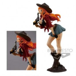 82626 - ONE PIECE - TREASURE CRUISE WORLD JOURNEY VOL.1 - NAMI 19CM