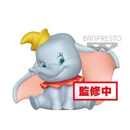 82684 - DISNEY - FLUFFY PUFFY - DUMBO (NORMAL COLOR VER.) - FIGURE 9CM