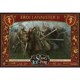 A SONG OF ICE & FIRE: MINIATURE GAME - EROI LANNISTER 2