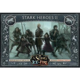 A SONG OF ICE & FIRE: MINIATURE GAME - EROI STARK 2