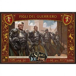 A SONG OF ICE & FIRE: MINIATURE GAME - FIGLI DEL GUERRIERO