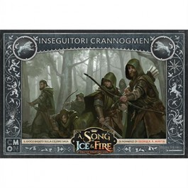 A SONG OF ICE & FIRE: MINIATURE GAME - INSEGUITORI CRANNOGMAN
