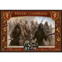 A SONG OF ICE & FIRE: MINIATURE GAME - POVERI COMPAGNI