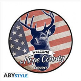 ABYACC258 - MOUSEPAD FAR CRY - WELCOME TO HOPE COUNTY