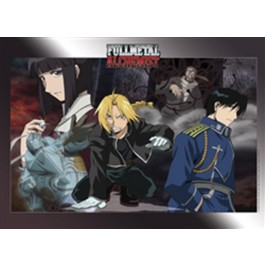 ABYDCO009 - FULL METAL ALCHEMIST - LAMINATED POSTER FMA : THE DOOR X10