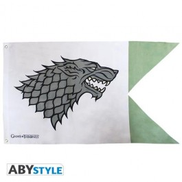 ABYDCT015 - GAME OF THRONES - BANDIERA STARK (70X120)
