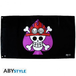 ABYDCT019 - ONE PIECE - FLAG ACE (70X120)