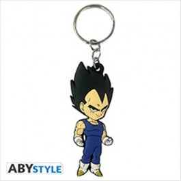 ABYKEY176 - DRAGON BALL - PORTACHIAVI PVC - VEGETA