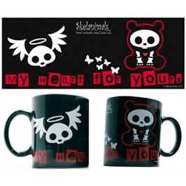 ABYMUG017 - SKELANIMALS - TAZZA MEDIA - MY HEART