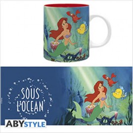 ABYMUG506 - DISNEY - TAZZA 320ML - SOUS L'OCEAN