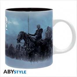 ABYMUG649 - GAME OF THRONES - TAZZA 320ML - WHITE WALKER