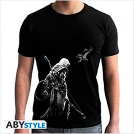 ABYTEX459 - ASSASSIN'S CREED - T-SHIRT BAYEK M