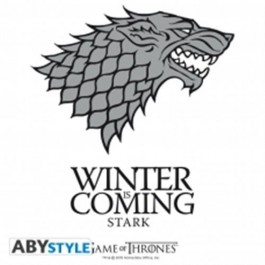 ABYVER019 - GAME OF THRONES - BOCCALE VETRO STARK