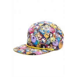 ADVENTURE TIME - ALL OVER PRINT - JERRY SNAP BACK CAPPELLINO BASEBALL