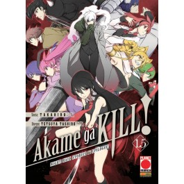 AKAME GA KILL! 1.5 - NIGHT RAID STORIES & EPILOGUE