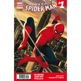 AMAZING SPIDER-MAN 1 - ALL NEW MARVEL NOW - COVER C