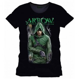 ARROW TV - TS007 - T-SHIRT FACE TO FACE L