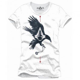 ASSASSIN'S CREED - TS008 - T-SHIRT JACOB FRYE RAVEN L