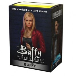 AT-16010 - 100 BUSTINE CLASSIC STANDARD - ART BUFFY THE VAMPIRE SLAYER - BUFFY