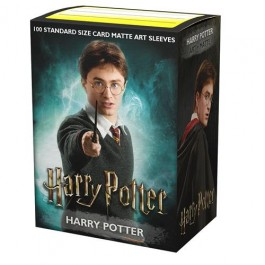 AT-16019 - 100 BUSTINE MATTE STANDARD - ART HARRY POTTER WIZARDING WORLD - HARRY POTTER