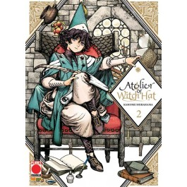 ATELIER OF WITCH HAT 2