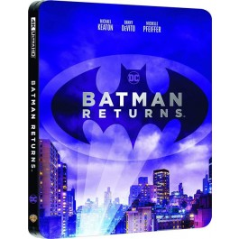 BATMAN IL RITORNO - STEELBOOK (4K ULTRA HD + BLU-RAY)